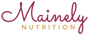 Mainely Nutrition Kris Lindsey MPH, RDN, LD Registered Dietitian Nutritionist (RDN)