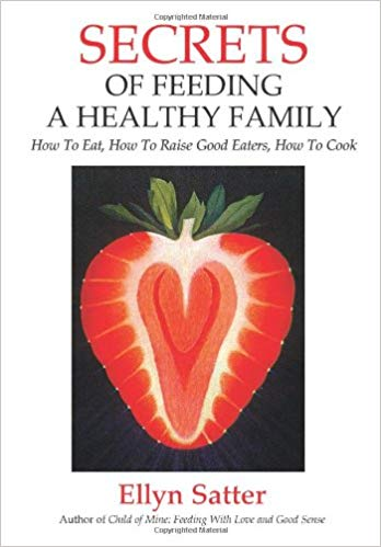 Book Image for Secrets of Feeding a Healthy Family